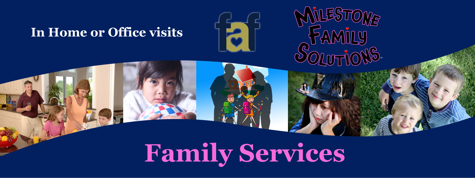 family services header