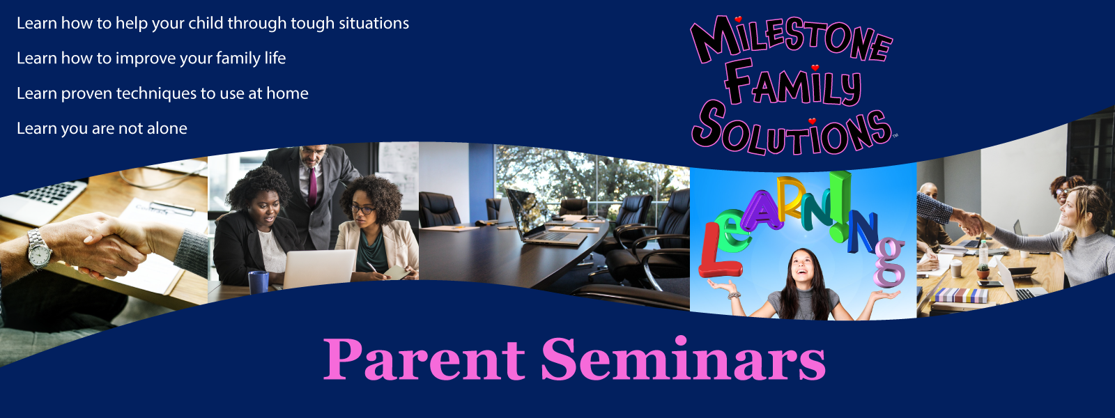 parent seminars header