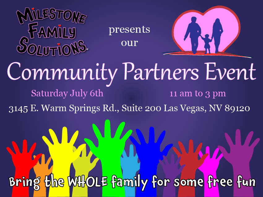 Meet Our Community Partners - » Milestone Family Solutions