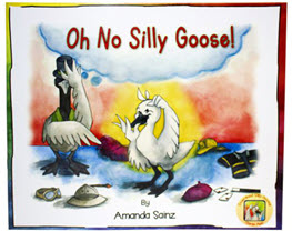 Oh No Silly Goose! book cover