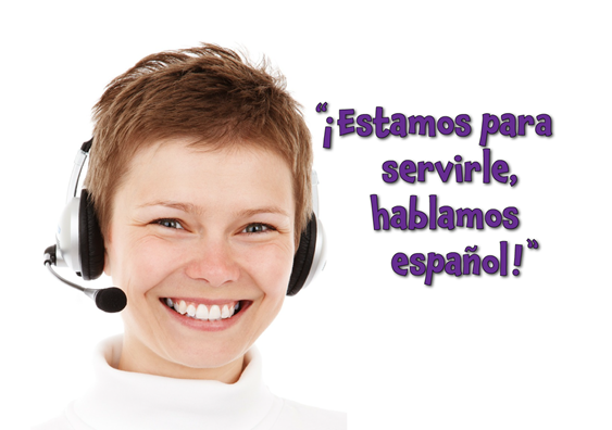 Customer Service Spanish Translator