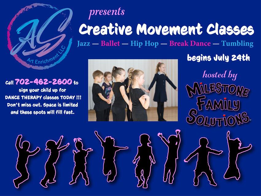 Creative Movement Classes